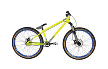 Identiti P-66 26 Zoll Bike gelb